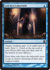 Lost in a Labyrinth - Foil