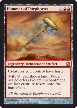 Hammer of Purphoros - Foil