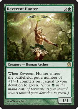 Reverent Hunter - Foil