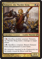Tymaret, the Murder King - Foil