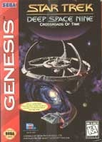 Star Trek: Deep Space Nine: Crossroads of Time