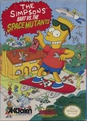Simpsons, The: Bart vs. the Space Mutants