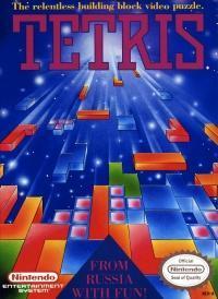 Tetris (Grey Cartridge)
