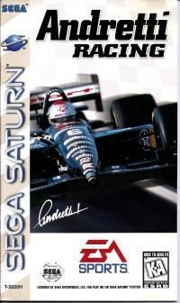 Andretti Racing (Sega Saturn)