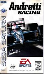 Andretti Racing (Sega Saturn)