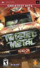 Twisted Metal Head On