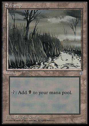 Swamp (Tall Grass)