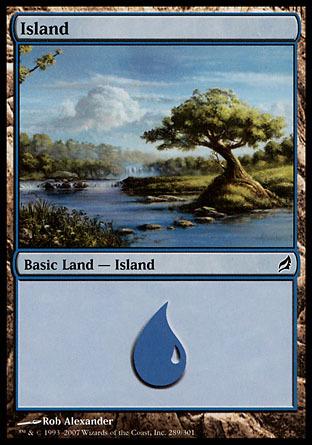 Island (289) - Foil