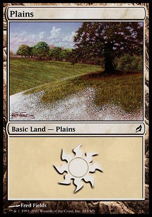 Plains (283) - Foil