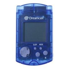 Acc: VMU Memory Card Clear Blue