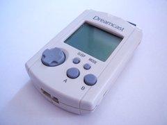 Accessory: Dreamcast VMU White