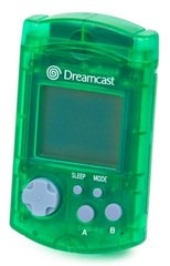 Acc: VMU Memory Card Green