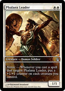 Phalanx Leader - Gameday Promo
