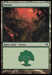 Forest (246) on Channel Fireball