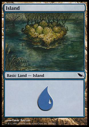 Island (286) - Foil