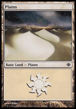 Plains (233) - Foil