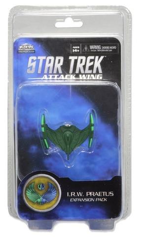 Attack Wing: Star Trek - Romulan I.R.W. Praetus