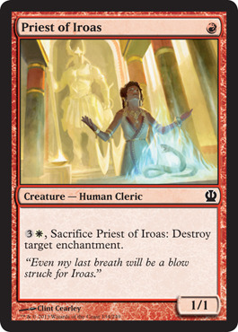 Priest of Iroas