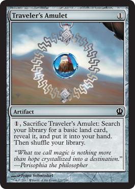 Travelers Amulet