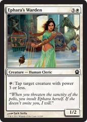 Ephara's Warden - Foil