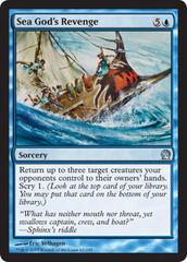 Sea God's Revenge - Foil