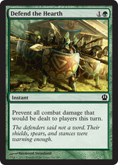 Defend the Hearth - Foil