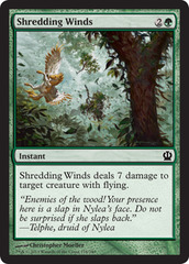 Shredding Winds - Foil