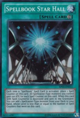 Spellbook Star Hall - AP03-EN011 - Super Rare - Unlimited Edition on Channel Fireball