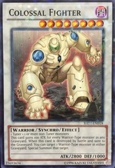 Colossal Fighter - BATT-EN018 - Starfoil Rare - Unlimited Edition