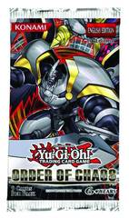 Yu-Gi-Oh Order of Chaos Unlimited Edition Booster Pack