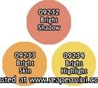 Bright Skintones