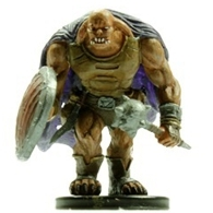 Bugbear Warrior Legends of Golarion