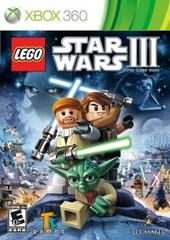 Lego Star Wars III - The Clone Wars (Xbox 360)
