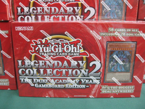 Yu-Gi-Oh Legendary Collection #2: Gameboard Edition