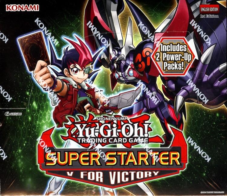 super starter v for victory