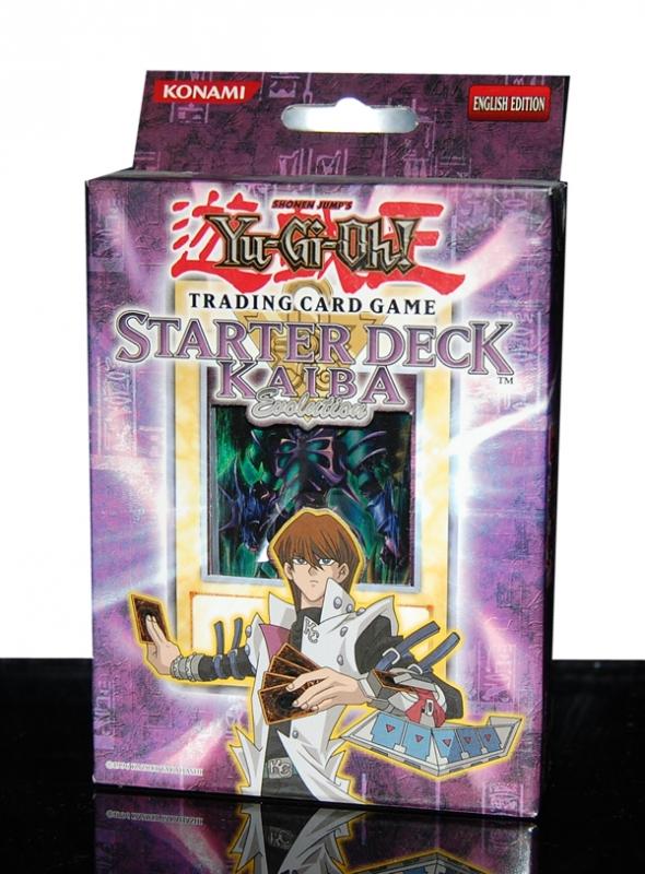 Yu-Gi-Oh Starter Deck: Kaiba Evolution - Unlimited