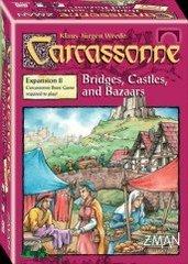 Carcassonne Expansion 08: Bridges, Castles & Bazaars