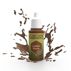 Warpaints: Leather Brown (100% match) 18ml