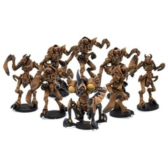 Dreadball Team Locust City Chiefs Z'zor Team (8 Players)