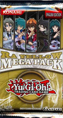 Yu-Gi-Oh Ra Yellow Mega Pack Unlimited Edition Booster Pack