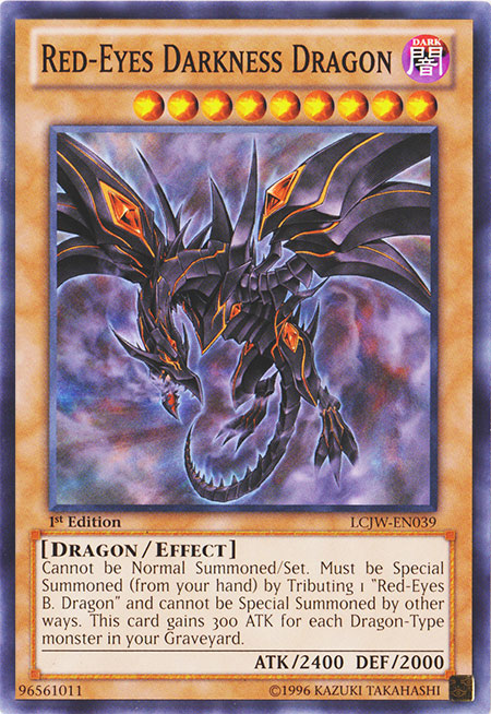 - Legendary Collection 4: Joeys World Yu-Gi-Oh! 1st Edition Common by Yu-Gi-Oh! Cave Dragon LCJW-EN279