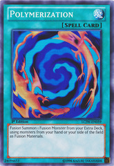 Polymerization - LCJW-EN059 - Super Rare - 1st Edition