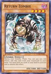 Return Zombie - LCJW-EN201 - Common - 1st Edition