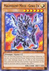 Malevolent Mech - Goku En - LCJW-EN207 - Common - 1st Edition