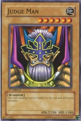 Judge Man - DPKB-EN003 - Common - Unlimited Edition