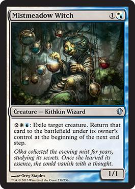 Mistmeadow Witch