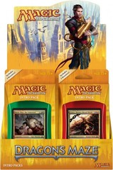 Dragon's Maze: Intro Pack: Box of 10