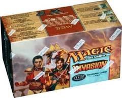 Invasion Preconstructed Theme Deck Box of 12 Decks