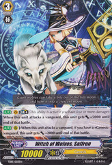 Witch of Wolves, Saffron TD13/003EN - TD