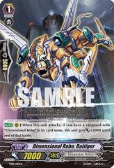 Dimensional Robo, Daitiger TD12/010EN - TD on Channel Fireball